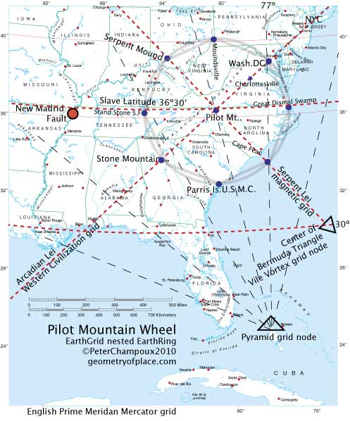 Ley Lines North Carolina  Agcguruinfo