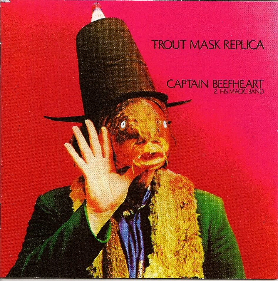 Urban aspirines captain beefheart trout mask replica 1969 for Trout fishing in america band