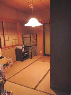 汚部屋片付けアフター画像 2F和室
