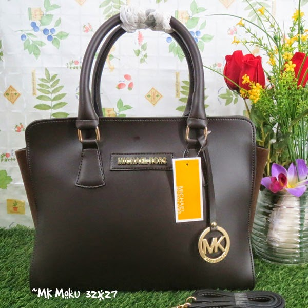 Tas: Michael Kors Moku Coffee