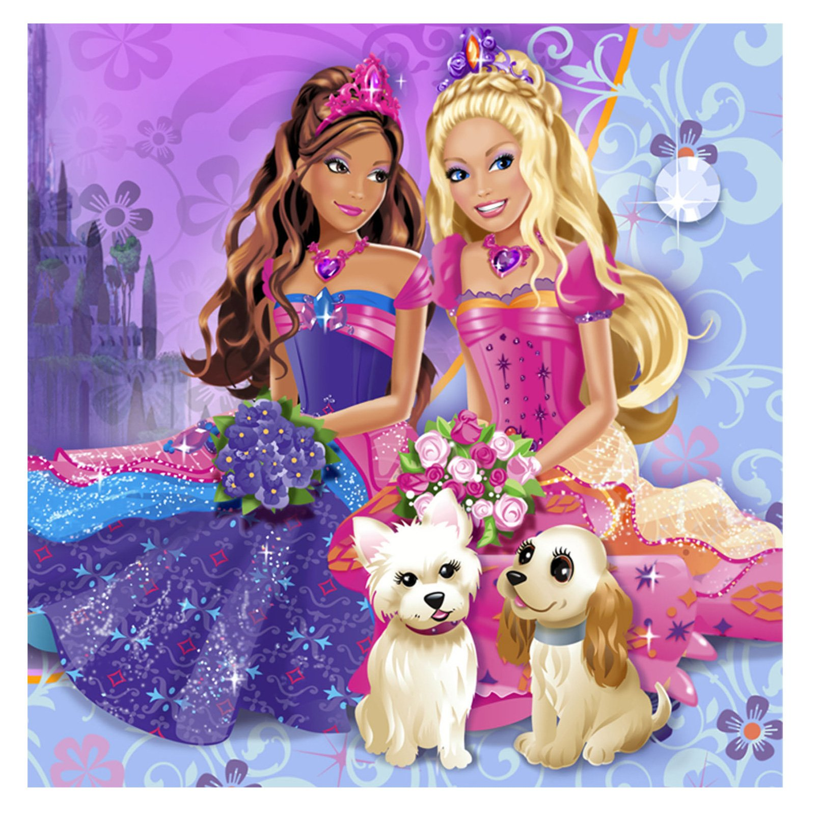 Magazines Time Barbie Wallpapersbarbie Princess Wallpaper Barbie