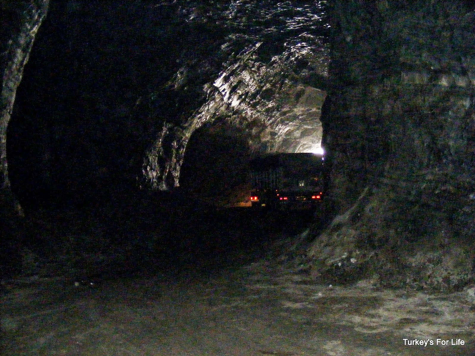 Tuzluca Salt Mines, East Turkey