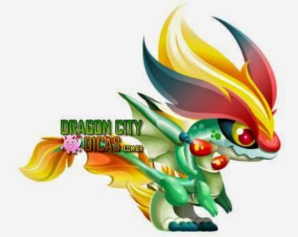 Dragão Atraente