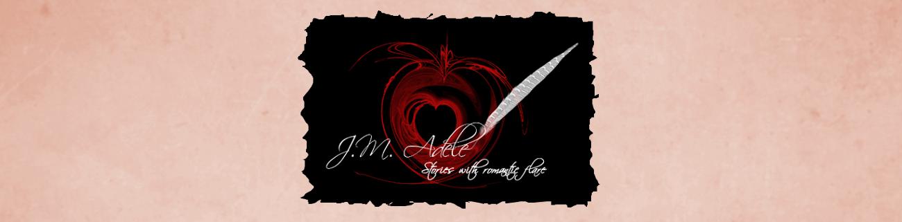 J.M. Adele's Author Page