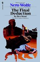 Author Picks - Nero Wolfe by Rex Stout