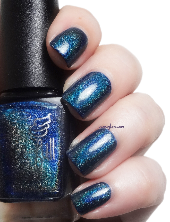 xoxoJen's swatch of Grace-Full The Haunting Dead