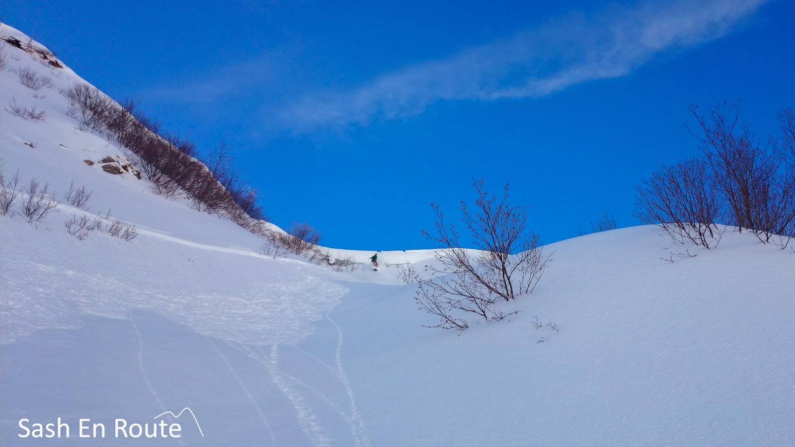 grünhorn skitour baad