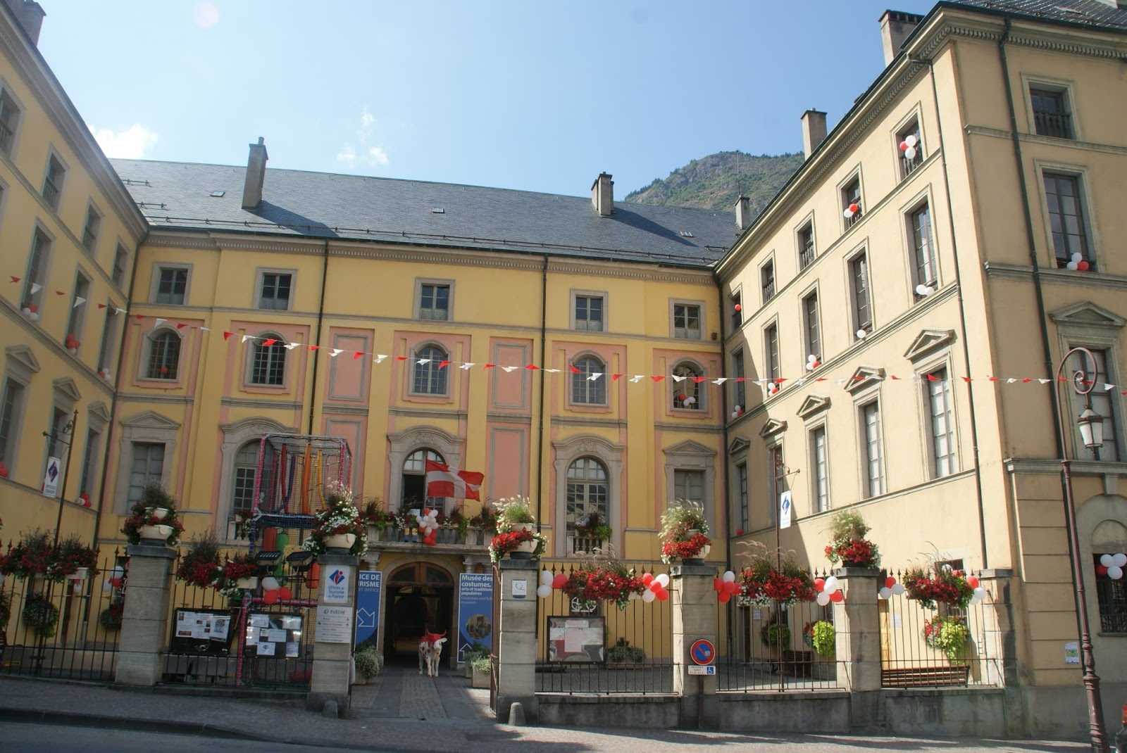Les derni res infos de haute tarentaise par pierre - Office de tourisme saint yrieix la perche ...