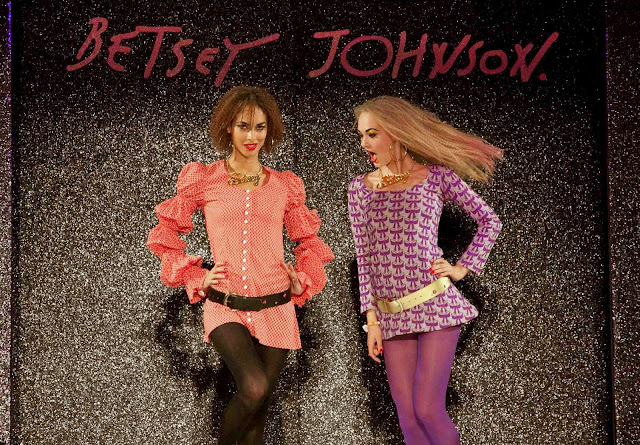 betsey johnson 2012