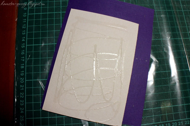 Notebook with flowers Tutorial Hamster-sensey scrapbooking мастер-класс по блокноту МК блокнот с цветами кружево чипборд скрапбукинг пружинка UHU