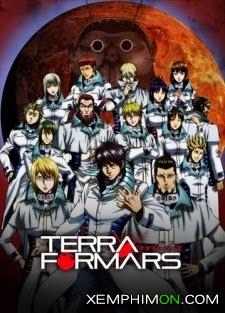 Terra Formars Uncensored Lồng tiếng