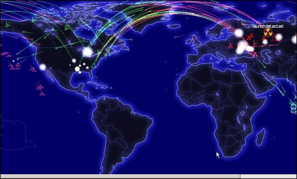 Россия vs США: глобальное ядерное противостояние