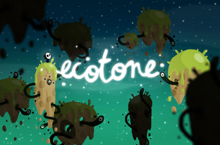 Ecotone, an independent game promising