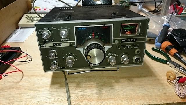 Icom IC-501