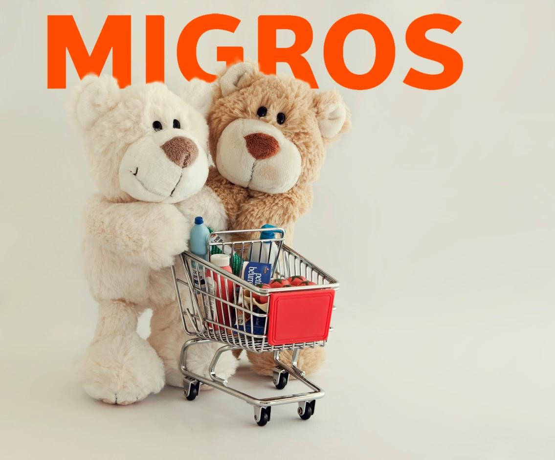 Pepe Pepa Migros compra