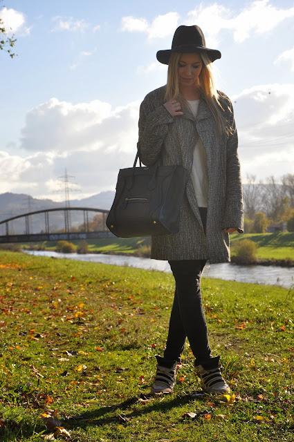 Herbsttrend, Céline Bag, Céline Luggage