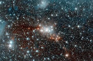 estrellas Via lactea Astronomía