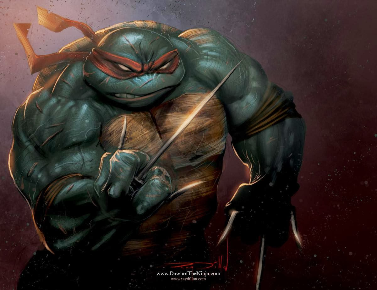 TMNT Character Profiles and Bios