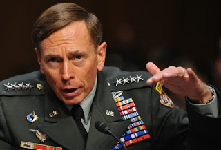 Mr. Petraeus voluntarily agreeing to testify