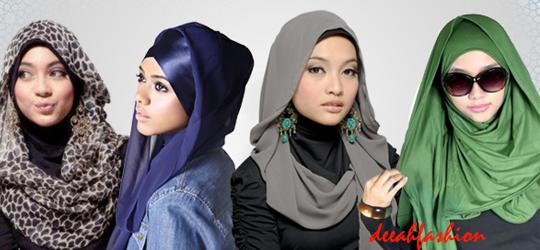 Hoodie Chic Jilbab Instan Trend 2014