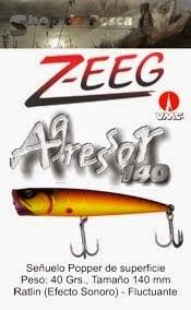 Agressor 140 Z-EEG