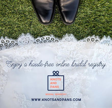 KNOTS AND PANS | ONLINE WEDDING REGISTRY