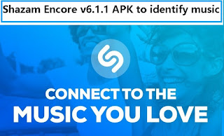 Shazam Encore v6.1.1 APK