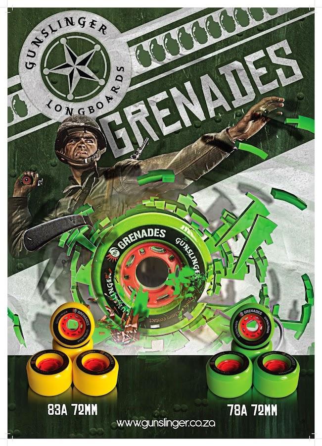 Gunslinger Grenades