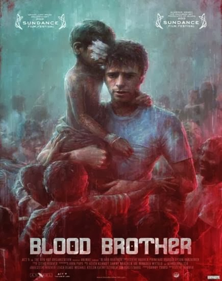 Blood Brother filmin afisi