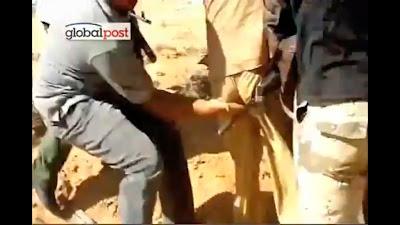 Khadafi Di Sodomi