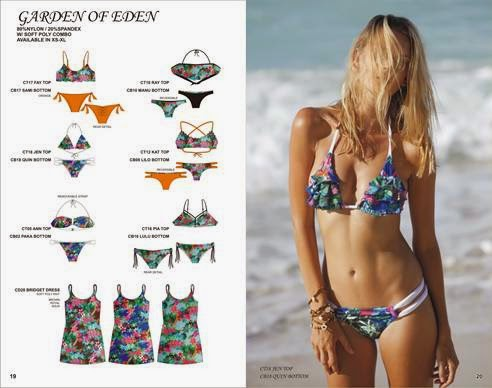 Garden of Eden Swimwear