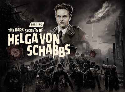 Wolfenstein: The Old Blood - Gli oscuri segreti di Helga Von Schabbs