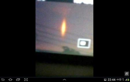 'Cahaya Misteri' Muncul Di Langit Sabah! [3]