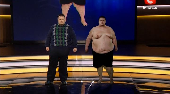 как похудели взвешенные люди 1 сезон