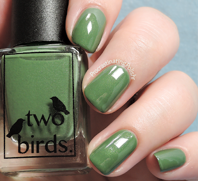 Two Birds Lacquer - Simply Sage
