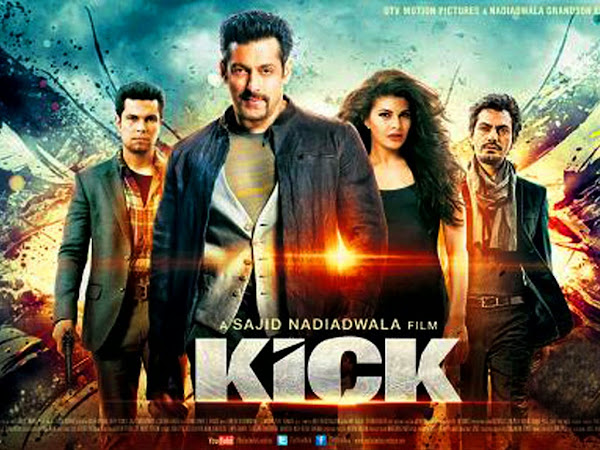 Kick (2014) Movie Poster No. 5
