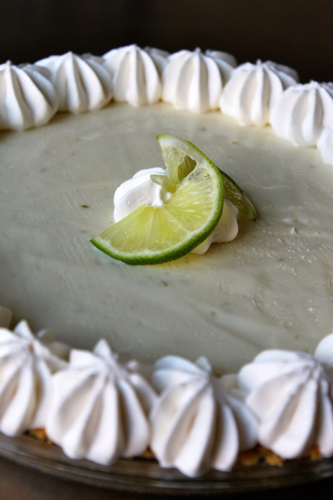 Baked Perfection: Key Lime Pie
