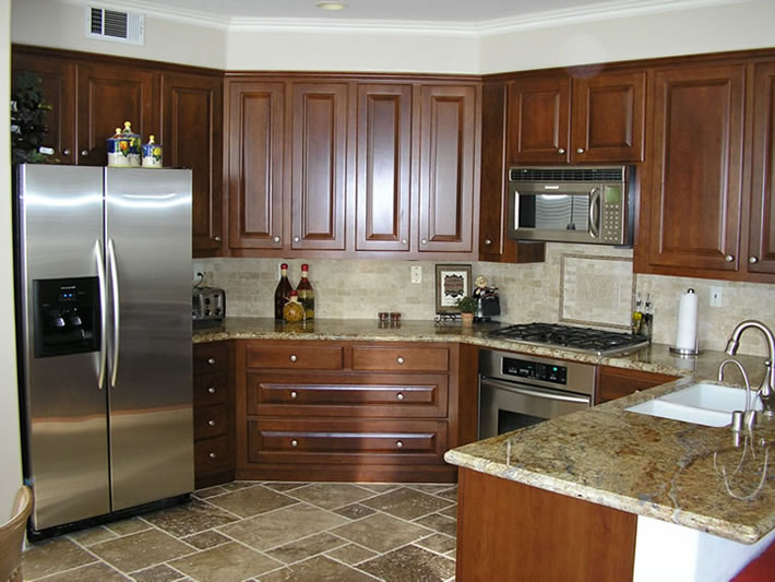 Wreak Expanse In Your Kitchen An L Shape Kitchen On The Remaining