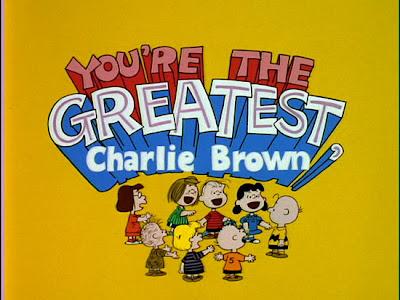 Você é o Maioral, Charlie Brown, de Charles M. Schulz