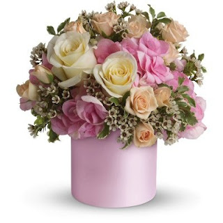 Teleflora Blushing Beauty Bouquet