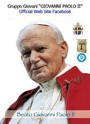 """logo Gruppo Giovani """"Giovanni Paolo II"""""""