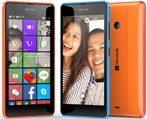 harga HP microsoft lumia 540 dual SIM terbaru