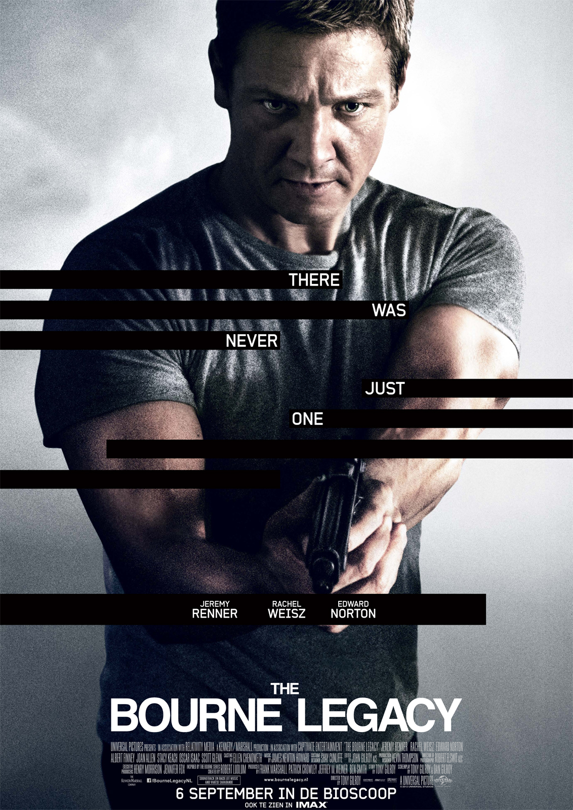 Living Life Bright: The Bourne Legacy