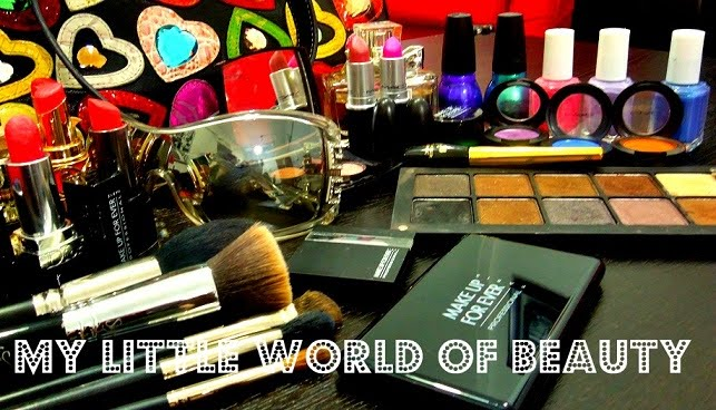 my little world of beauty