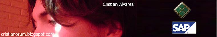 Cristian Alvarez - Chile