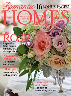 Romantic Homes - June 2013