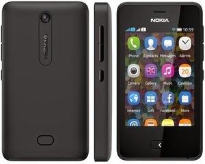 Harga Murah dan Spesifikasi Hp Nokia Asha 501