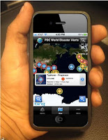 Disaster Center App