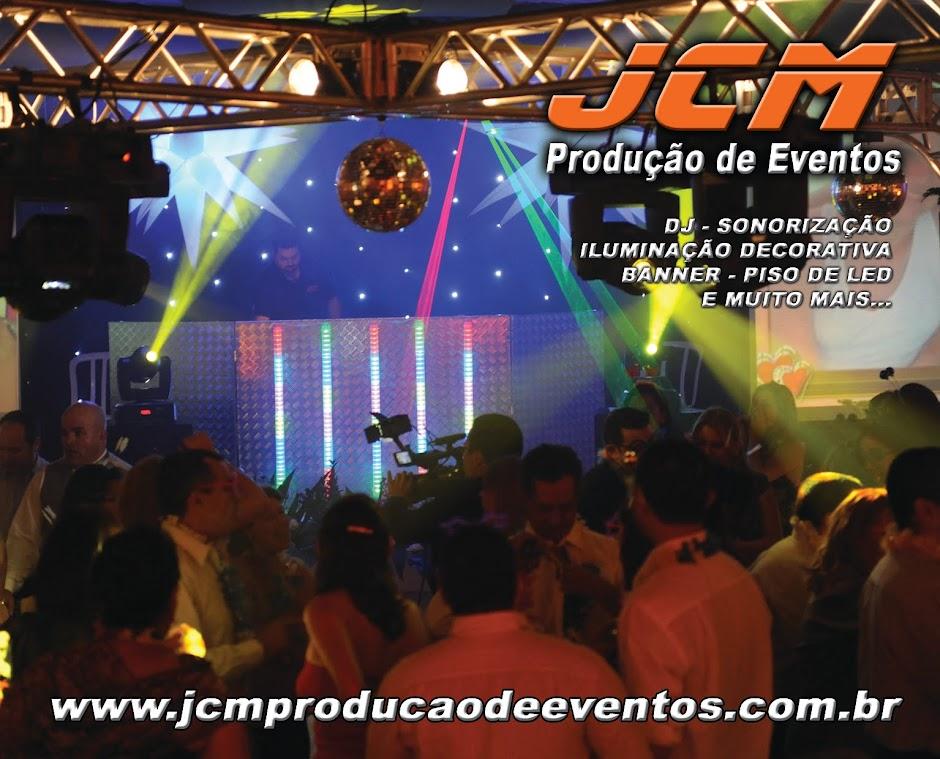 JCM Produção de Eventos - (0XX11) 2651-8030