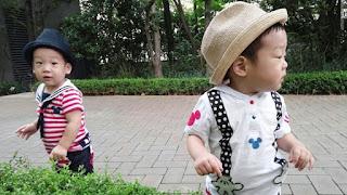 Lee Seo Eon dan Lee Seo Jun.